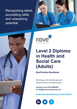 L2 Diploma in Health and Social Care