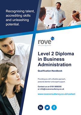 Level 2 Diploma Business Administration