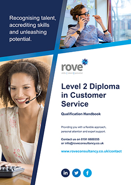 L2 Diploma in Customer Service