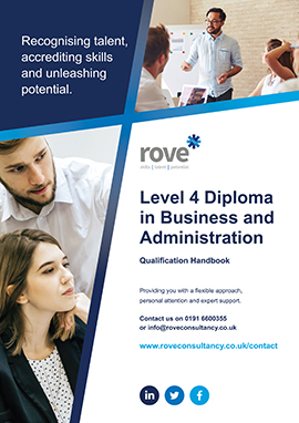 Level 4 Diploma in Business and Administration