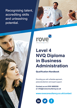 Level 4 NVQ Diploma in Business and Administration