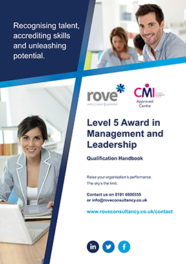 L5 Award Management and Leadership