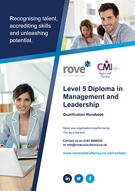 L5 Diploma Management and Leadership