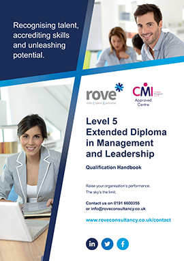 L5 Extended Diploma Management and Leadership