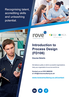 Introduction To Process Design