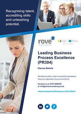 Leading Business Process Excellence