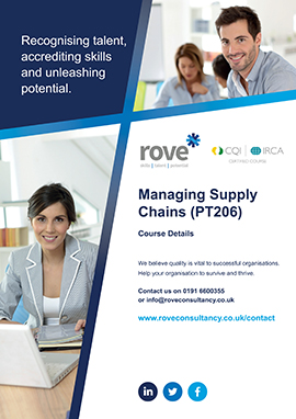 Managing Supply Chains