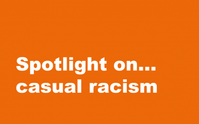 What do you know about Casual Racism?