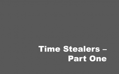Time Stealers – Part One