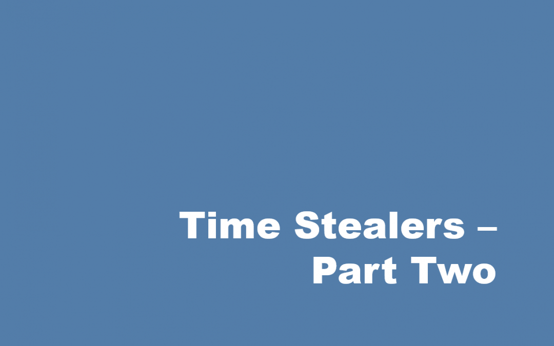 Time Stealers – Part Two