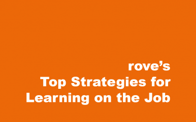 Rove's Top Strategies for Learning on the Job