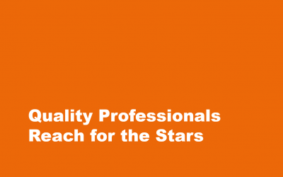 Quality Professionals Reach For The Stars